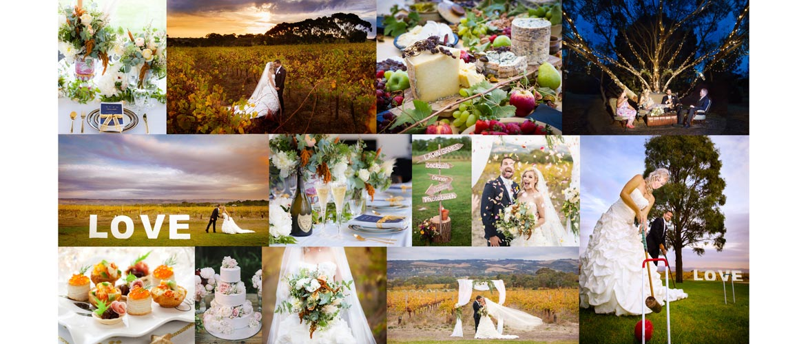 McLaren Vale Weddings at Ekhidna Wines