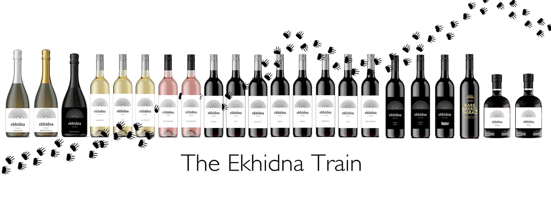 Buy Ekhidna Wines Online