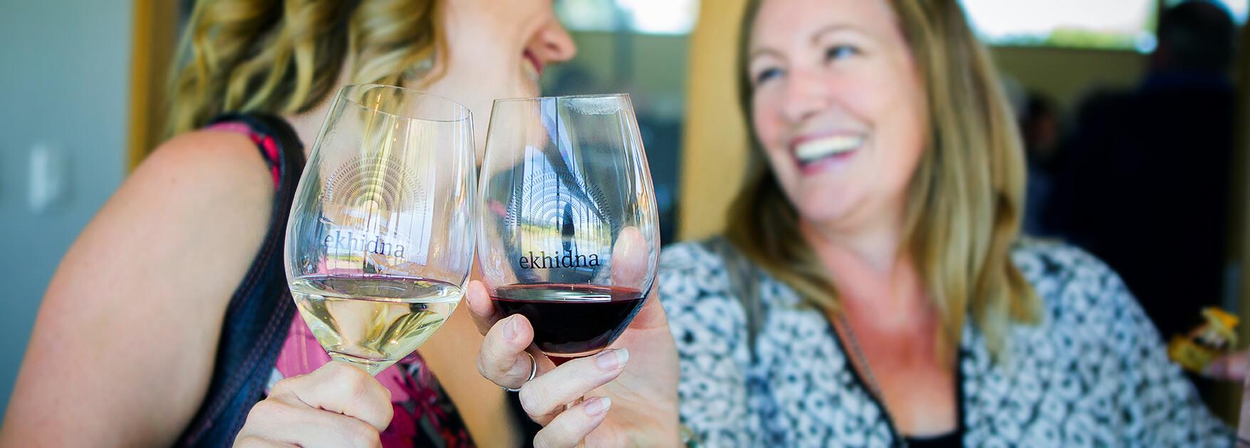 McLaren Vale Cellar Door - Ekhidna Wines
