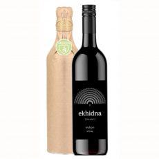 Low Sulphur Linchpin Shiraz - Ekhidna Wines McLaren Vale